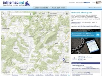 Inlinemap - Your inline routes online
