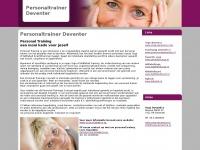 Personaltrainerdeventer.nl