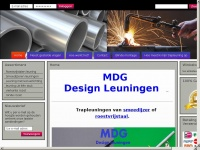 Trapleuningspecialist.nl - Trapleuning van zwart staal vierkant- rond of strip