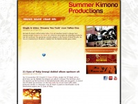 Summer Kimono Productions - HEAR MORE. SEE MORE.