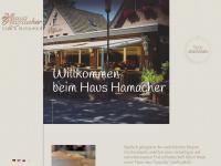 Haus Hamacher Café und Restaurant Gangelt Kreis Heinsberg