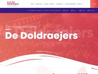 Carnaval in Zenderen vier je met C.V. De Doldraejers