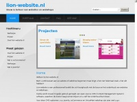 lion-website.nl