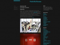 MadebyHanna - portfolio