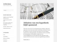 artikelplaza.be