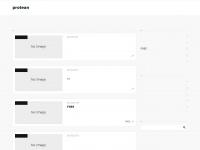 Getprotean.com - proteanプロテアン