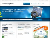 websitegegevens.be
