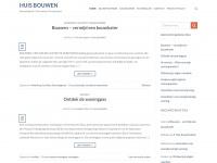 Huis Bouwen – Online huis bouwblog