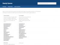 Homepage - Handy Games