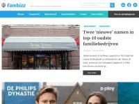 Familiebedrijf & bedrijfsopvolging. Alles over familiebedrijven op Fambizz.nl