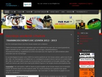 IJshockey Club Leuven Chiefs