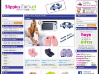 Slippies Classic | Slippies Deluxe | Boots Classic |  Boots Deluxe | Warmies Watta Bottles - Slippies Shop - Magnetron Sloffen