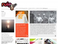 communicatiebureau voor webdesign, grafisch ontwerp en web applicaties | Alkmaar | - Ruig - Home