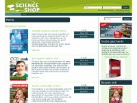 scienceshop.be