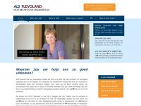 ALS Flevoland - Samen strijden in Flevoland tegen de ziekte ALS