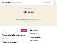 iPadInformatie.nl - Informatie en het laatste nieuws over de iPad!