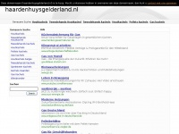 Welkom bij Haardenhuys Gelderland!   't Stokertje