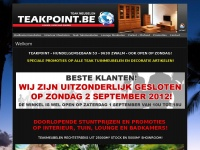 Teakpoint.be