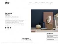 Reclamebureau Plug | reclame | grafisch ontwerp | webdesign | sociale media | Roeselare