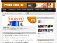 promo-code.be