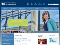 Uno.edu - Homepage | The University of New Orleans