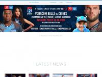 Thebulls.co.za - Vodacom Blue Bulls – #BullsFamily
