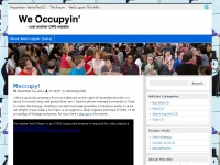 Weoccupy.in - WeOccupyin' - Just another OWS website