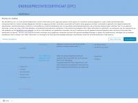 energieprestatiecertificaat.wordpress.com