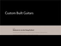 vandergaag-guitars.com