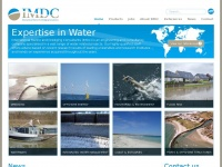 Imdc.be - IMDC | International Marine & Dredging Consultants