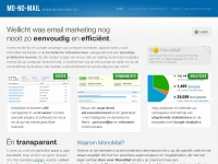 MonoMail — No nonsense email marketing tool