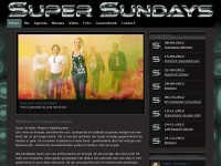 Super Sundays – Always a dazzling party!