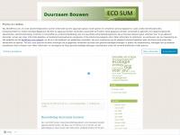 Duurzaam Bouwen | Ingenieursstudenten op zoek naar de definitie van ecologisch bouwen