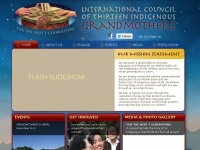 Grandmotherscouncil.org - Home - Welcome to the International Council of Thirteen Indigenous Grandmothers