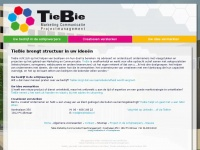TieBie Marketing, Communicatie Projectmanagement Alkmaar