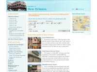 New Orleans hotels, New Orleans appartementen, accommodatie in New Orleans – hotelsofneworleans.net