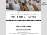 thefinestnotes.be