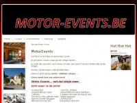 Motor-events.be - Microsoft Internet Information Services 8