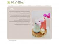 Bartvandidden.nl - bart van didden - product design