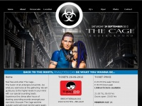 Thecage.nl - Home | The Cage Underground