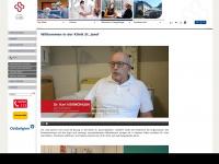 Klinik.be - Klinik St.Josef St. Vith, Belgien - Krankenhaus Sankt Vith, Klinik Eifel, Ostbelgien
