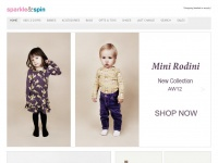 Sparkleandspin.co.uk - Sparkle and Spin | Online boutique for girls and boys clothing, shoes, gifts and toys