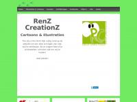 Renzcreationz.nl - RenZ CreationZ voor al uw cartoons en illustraties! Door Renske Bijl