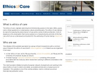ethicsofcare.org
