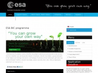Esa-bic.nl - The Space you need to get your business off the Ground! |