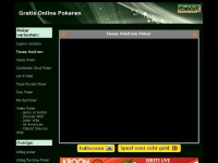 Texas Hold'em poker - Gratis Online Pokeren
