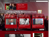 Phillip Bloemendal Prijs: Home