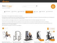 Fitness halterbank - de meest uitgebreide collectie halterbanken en krachtstations