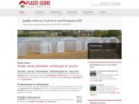 Plasti-Serre, Rummen voor uw:  Tunnels, serres, hekwerken, omheiningen en  carports