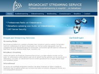 Broadcast-streaming-service.nl - Streamen? Broadcast Streaming Service verzorgt kwalitatieve en betaalbare streaming!